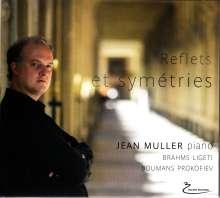 Jean Muller - Reflets et Symetries, CD