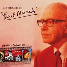 Paul Misraki: Tresors De Paul Misraki, CD