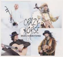 Mathias Duplessy (geb. 1972): Crazy Horse, CD
