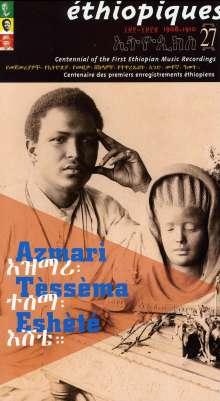 Azmari Tessema Eshete, 2 CDs