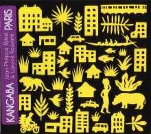Jean-Philippe Rykiel & Lansine Kouyate: Kangaba-paris, CD