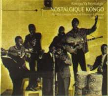 Nostalgique Kongo 1950: Rumbas Lingala, Swahili & Kikongo & Douala, CD