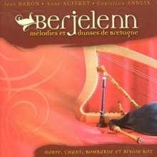 Jean And Auffret Baron: Berjeleen : melodies et, CD