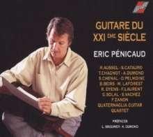 """Eric Penicaud (geb. 1952): Kammermusik """"Guitare du XXIeme Siecle"""", CD"""
