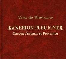 Kanerion Pleuigner: Voix de bretagne (kaner, CD