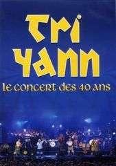 Tri Yann: Le Concert Des 40 Ans, DVD
