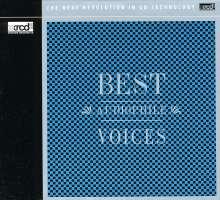 Best Audiophile Voices, XRCD