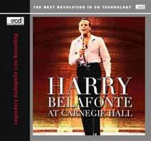 Harry Belafonte: Live At Carnegie Hall (XRCD), XRCD