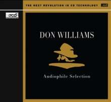Don Williams: Audiophile Selection (XRCD), XRCD