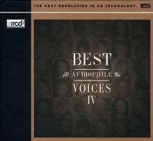 Best Audiophile Voices IV, XRCD
