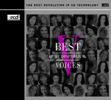 Best Audiophile Voices V (XRCD2), XRCD
