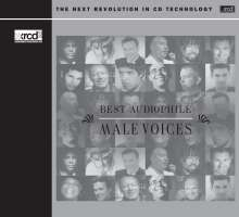 Best Audiophile Male Voices, XRCD