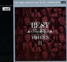 Best Audiophile Voices II (XRCD), XRCD
