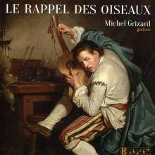 Michel Grizard - Le Rappel Des Oiseaux, CD