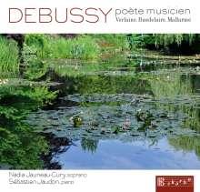 Claude Debussy (1862-1918): Lieder, CD