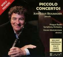 Jean-Louis Beaumadier - Piccolo Concertos, CD