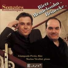 Giampaolo Pretto - Sonates romantiques, CD