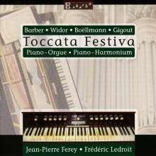 Jean-Pierre Ferey & Frederic Ledroit - Toccata Festiva, CD