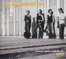 Quatuor Sine Qua Non - 4 For 4, CD