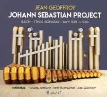 Johann Sebastian Bach (1685-1750): Triosonaten BWV 525-530 (für Marimbas), CD