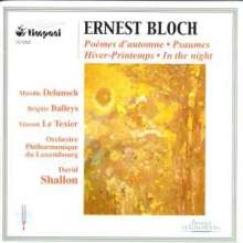 Ernest Bloch (1880-1959): Hiver-Printemps, CD