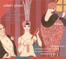 Gabriel Pierne (1863-1937): Fantasie basque für Violine & Orchester, CD