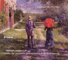Vincent d'Indy (1851-1931): Klavierquintett op.81, CD
