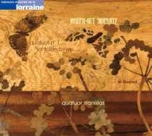 Joseph Guy Ropartz (1864-1955): Streichquartette Vol.3, CD