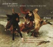 Paul le Flem (1881-1984): Symphonie Nr.1, CD