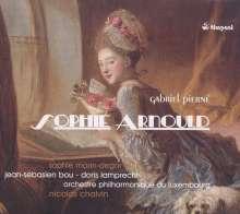 Gabriel Pierne (1863-1937): Sophie Arnould, CD