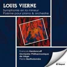 Louis Vierne (1870-1937): Symphonie op.24, CD