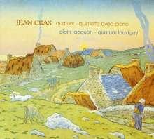 Jean Cras (1879-1932): Klavierquintett, CD