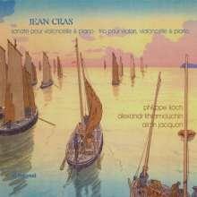 Jean Cras (1879-1932): Sonate für Cello & Klavier, CD