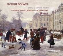 Florent Schmitt (1870-1958): Werke für Klavier zu vier Händen, CD