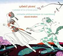Gabriel Pierne (1863-1937): Cydalise (Ballettmusik), CD