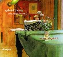 Gabriel Pierne (1863-1937): Klavierwerke, CD