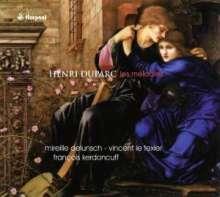 """Henri Duparc (1848-1933): Lieder """"Les Melodies"""", CD"""