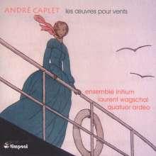 Andre Caplet (1878-1925): Kammermusik für Bläser, CD