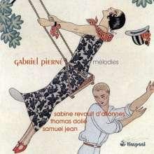 Gabriel Pierne (1863-1937): Lieder, CD