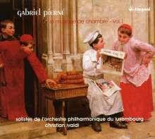 Gabriel Pierne (1863-1937): Kammermusik Vol.1, 2 CDs