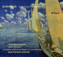 Jean Cras (1879-1932): Orchesterwerke, 2 CDs