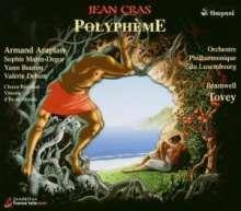 Jean Cras (1879-1932): Polypheme, 3 CDs