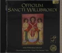 Officium Sancti Willibrordi, CD