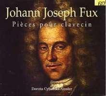 Johann Joseph Fux (1660-1741): Pieces pour Clavecin, CD