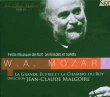 """Wolfgang Amadeus Mozart (1756-1791): Serenaden Nr.6 & 13 """"Kl.Nachtmusik"""", CD"""