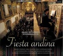 Fiesta Andina - Orgeln in San Pedro Andahuaylillas (Peru), CD