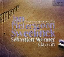 "Jan Pieterszoon Sweelinck (1562-1621): Cembalowerke - ""Ma jeune vie a une fin"", CD"