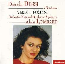 Daniela Dessi - Verdi / Puccini, CD