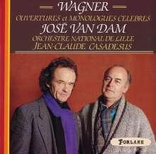 Jose van Dam singt Wagner, CD