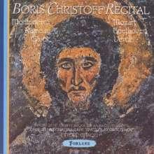 Boris Christoff - Recital, CD
